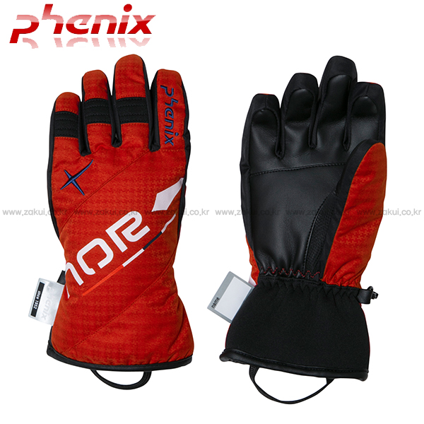 아동 스키장갑 1617 PHENIX Functional Kid's Gloves RD