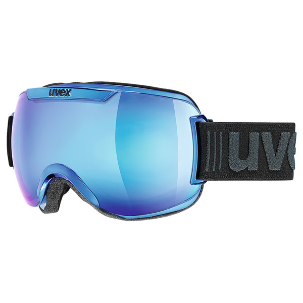 우벡스 uvex 고글 downhill 2000 FM chrome blue