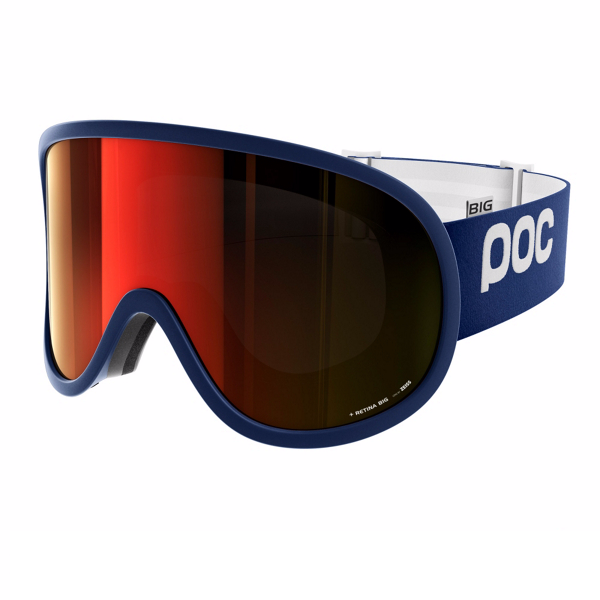 POC 스키고글 1718 Retina BIG Blue/Red