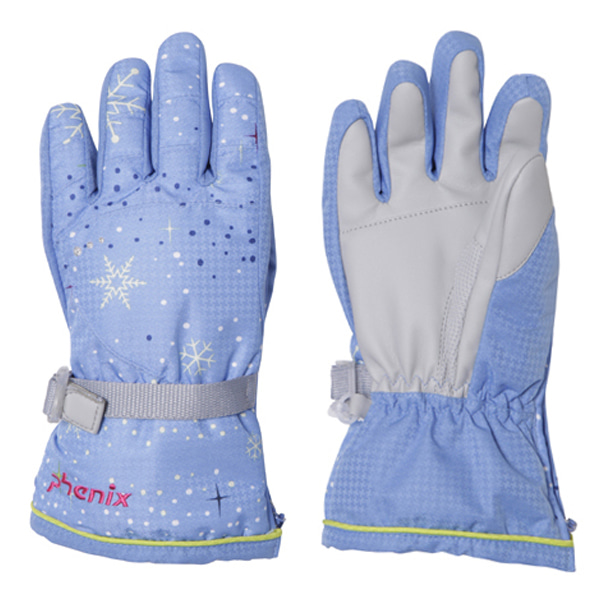 아동스키장갑 1718 PHENIX SNOW CRYSTAL KIDS GLOVE LB