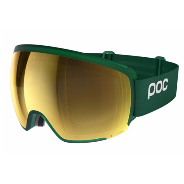 POC 스키고글 Orb Clarity Green/Gold