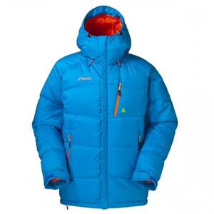 스키복 PHENIX Black Powder EPIC Down Jacket BL 다운자켓
