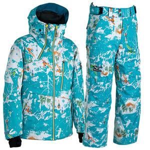 미즈노 스키복 1516 MIZUNO FREE SKI 자켓 (73)+ FREE SKI 팬츠 (73) 미즈노스키웨어