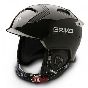 브리코헬멧,스키헬멧 1516 BRIKO MONGIBELLO CARBONIO-BLACK MATT BLACK 몽지벨로