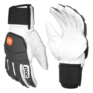 POC장갑 1617 POC SUPER PALM COMP VPD 2.0 GLOVE WHITE 스키장갑
