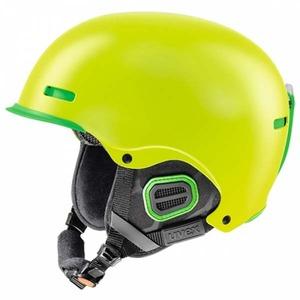 스키헬멧,우벡스헬멧 1516 UVEX hlmt 5 pro (apple-green matt)