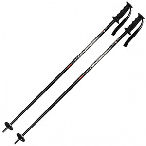 아동스키폴 SINANO PAIR POLE BLACK