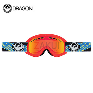 드래곤 DXS 고글 1617 DRAGON DXS FUTURE YELLOW RED ION