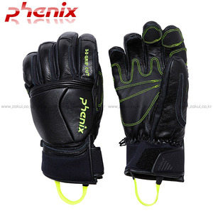 스키장갑 1617 PHENIX FORMULA LEATHER GLOVE-BK