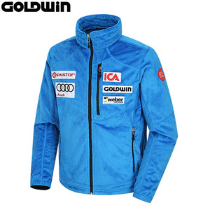 골드윈 스키복 미들러 1617 GOLDWIN TEAM FLEECE JACKET-CLW