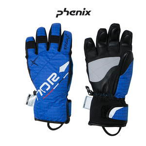 아동 스키장갑 1617 PHENIX Functional Boy's Gloves BL
