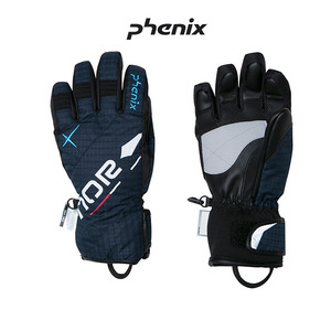 아동 스키장갑 1617 PHENIX Functional Boy's Gloves NV