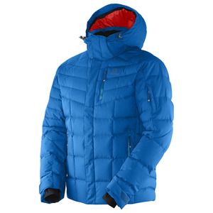 살로몬 스키복 SALOMON ICETOWN JKT UNION BLUE