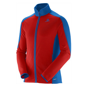 살로몬 스키복 SALOMON ATLANTIS FULL ZIP JACKET MATADOR-X