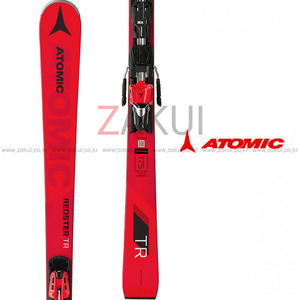 아토믹 레드스터 스키 1718 ATOMIC REDSTER TR + X 12 TL OME Red/Black