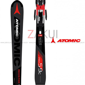 아토믹 레드스터 스키 1718 ATOMIC REDSTER S9i Pro + X 16 VAR Red/Black