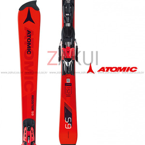 아토믹 레드스터 1718 ATOMIC REDSTER S9 FIS JR + X 12 TL-RS OME Red/Black