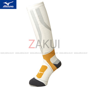 미즈노 스키양말 1718 MIZUNO BIO GEAR FIGURE 8 LONG SOCKS 01