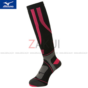 미즈노 스키양말 1718 MIZUNO BIO GEAR FIGURE 8 LONG SOCKS 65