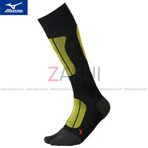 미즈노 스키양말 1718 MIZUNO TECHNICAL FITSOCKS TABI 37
