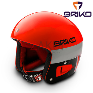 브리코헬멧 BRIKO VULCANO FIS 6.8 ORANGE FLUO BLACK