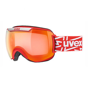 우벡스고글 1718 UVEX downhill 2000 VFM RED MAT