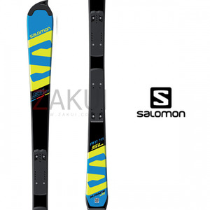 살로몬스키 1617 SALOMON X-RACE JR SL + L10