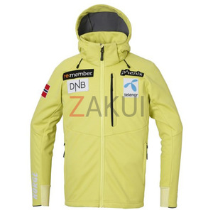 미들러 1718 PHENIX NORWAY TEAM SOFT SHELL JACKET LIM