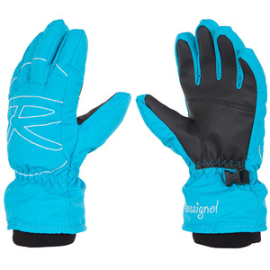 아동 스키장갑 ROSSIGNOL K NOA G POP BLUE