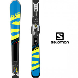 살로몬스키 1718 SALOMON X-RACE SW + Z12 SPEED