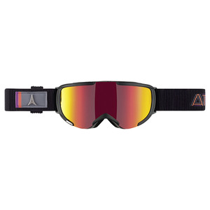 어린이 스키고글 ATOMIC SAVOR3 S BLACK/RED ML+XLENS/S