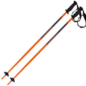 뵐클폴 VOLKL SPEEDSTICK JUNIOR RED POLE 아동스키폴