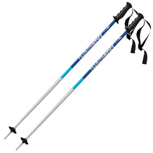 뵐클폴 1718 VOLKL PHANTASTICK JR BLUE POLE 아동스키폴