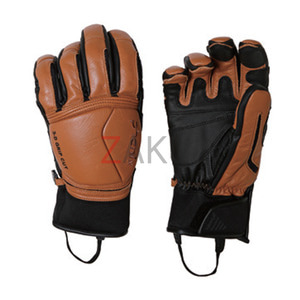 스키장갑 1718 PHENIX FORMULA LEATHER GLOVE-BR