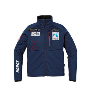 아동 미들러 1718 PHENIX JUNIOR SOFT SHELL JACKET NV
