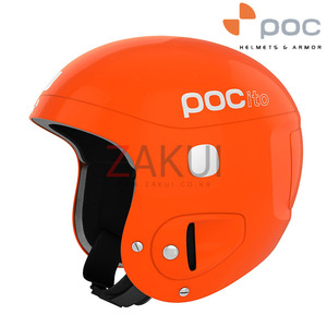 POC아동스키헬멧 POCito Skull Fluorescent Orange