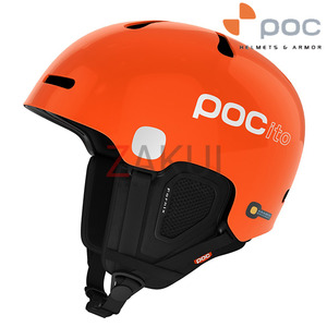 POC아동스키헬멧 1617 POCito Fornix Fluo Orange