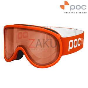 POC 스키고글 1718 POC POCito Retina Fluorescent Orange 아동고글