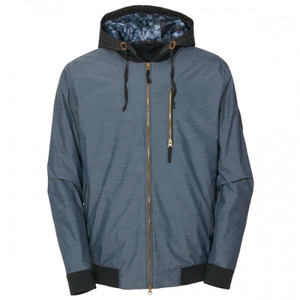 남자 보드복 686 PARKLAN Conspiracy Insulated Jacket-Navy Twill