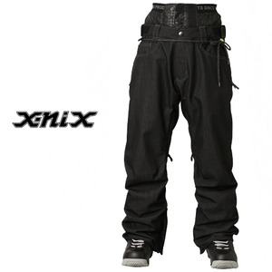 남자보드복 X-NIX X-Denim Pants-BK