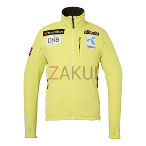 스키복미들러 1718 PHENIX NORWAY TEAM FLEECE JACKET LIM