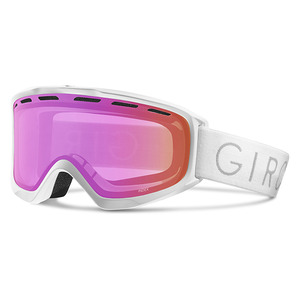 지로스키고글 1718 GIRO INDEX OTG WHITE CORE LIGHT (AMBERPINK)