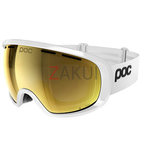 스키고글 1718 POC Fovea Clarity White/Gold
