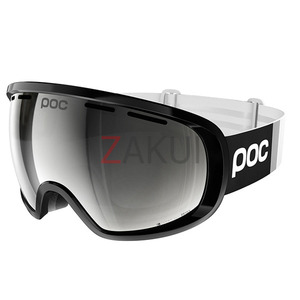 POC고글 1718 POC Fovea Clarity Comp Black/Silver