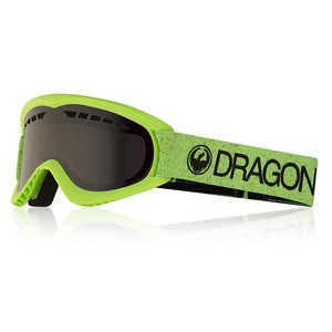 드래곤고글 1718 DRAGON DX GREEN DARK SMOKE