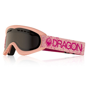 드래곤고글 1718 DRAGON DX PINK DARK SMOKE