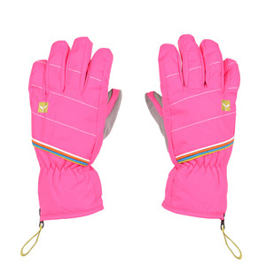 아동장갑 1718 KUSHI-RIKI HOPE GLOVE PINK