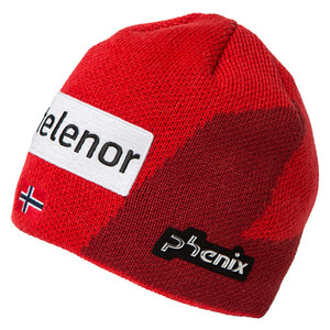 1718 피닉스아동비니 NORWAY TEAM BOY'S WATCH CAP RD