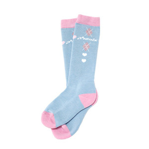 아동 스키양말 1718 PHENIX Heart Girl's Socks LB