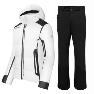 데상트스키복 1718 DESCENTE D8-8540 SPW JACKET + D8-8128 PANT